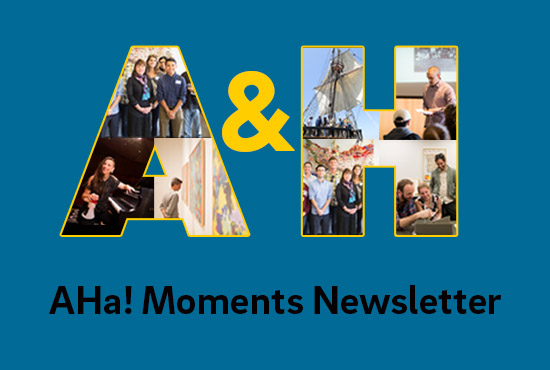 AHa! Moments Newsletter